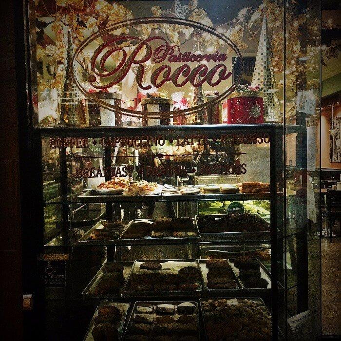 Rocco's Cookies New York Manhattan Christmas Bleecker Street Wonderful Life