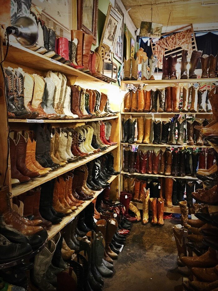 Funky Vintage Cowboy Boots