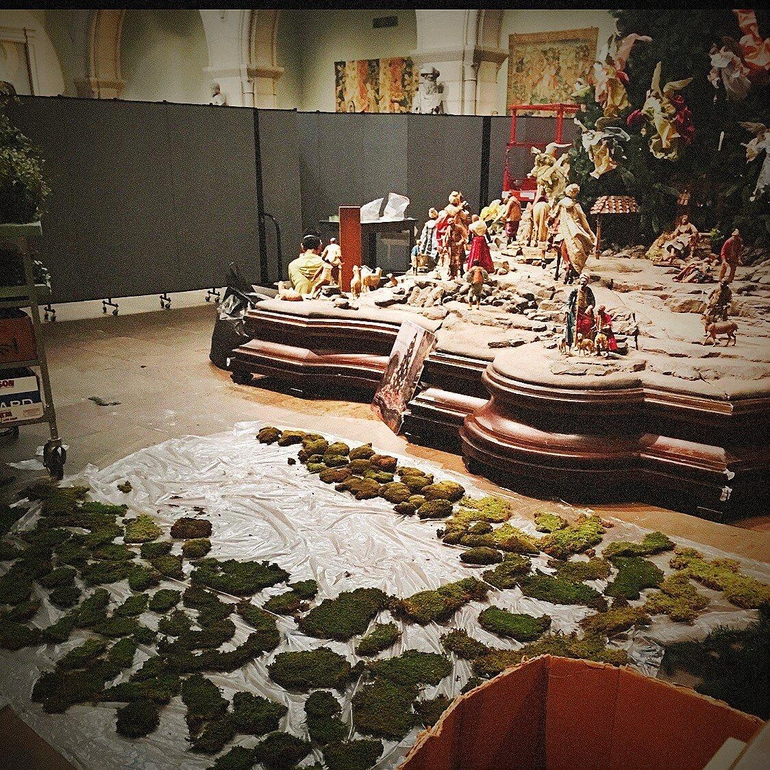 Rockefeller Christmas Tree Metropolitan Museum of Art New York Manhattan