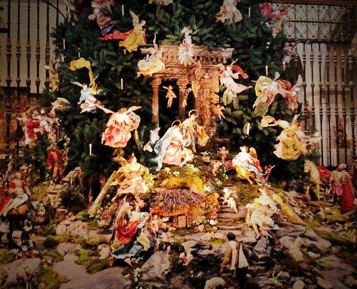 Medieval Christmas Tree Metropolitan Museum Of Art New