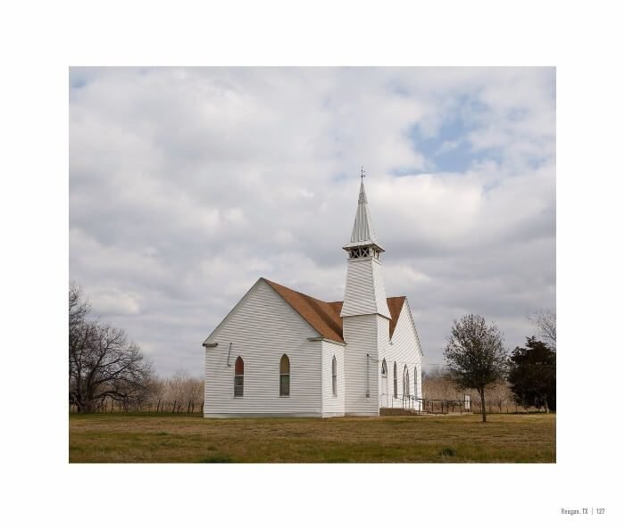 Giving Round Up Steeples of Texas Melissa Macatee Coffee Table Book