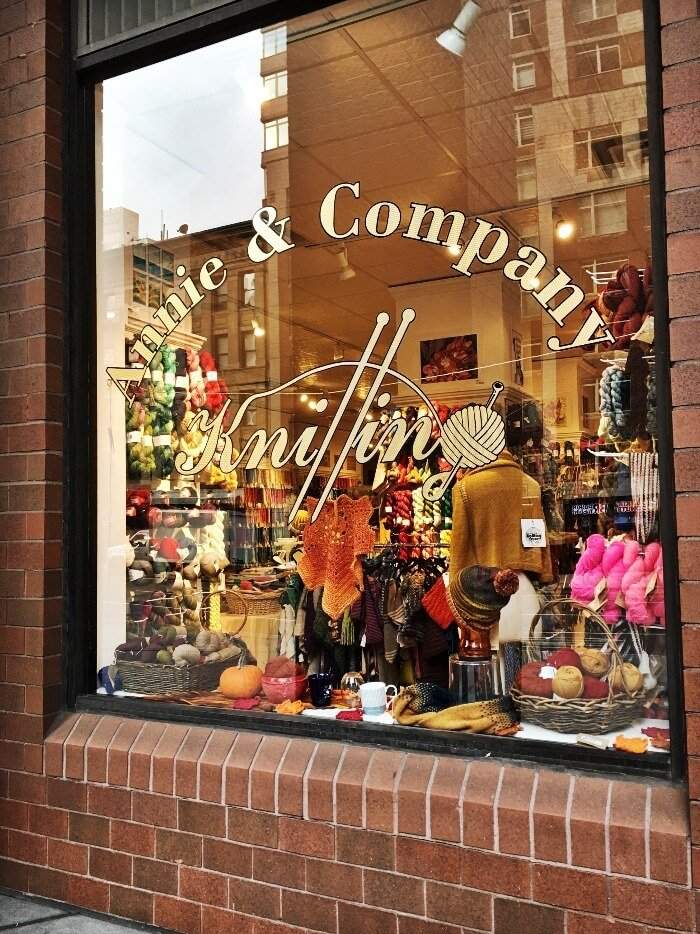 Needlepoint Store Annie & Company