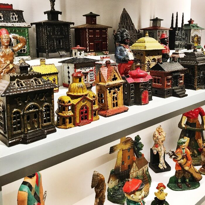 Winter Antiques Show Toy Banks