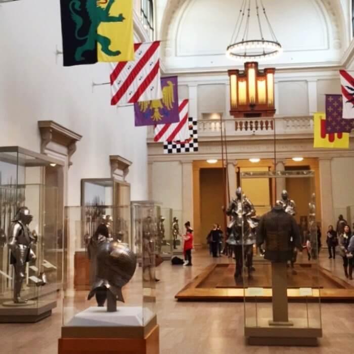 Metropolitan Museum of Art Armory