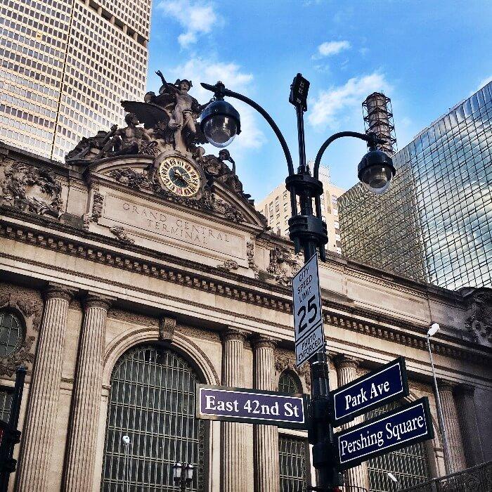 Grand Central Terminal Facade