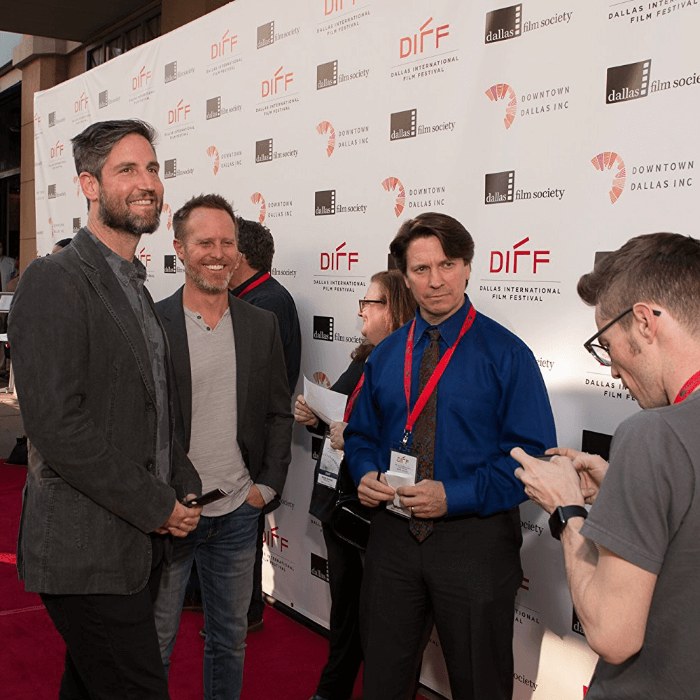 Fabulous Festing B D Style Dallas Film Festival Actors on Red Carpet