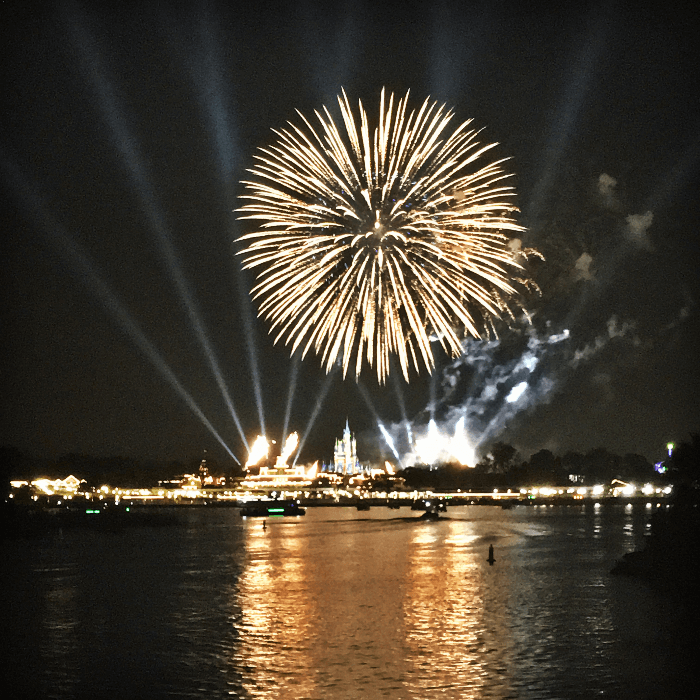 Disney Magic Walt Disney World Resorts Ferry Tale Fireworks
