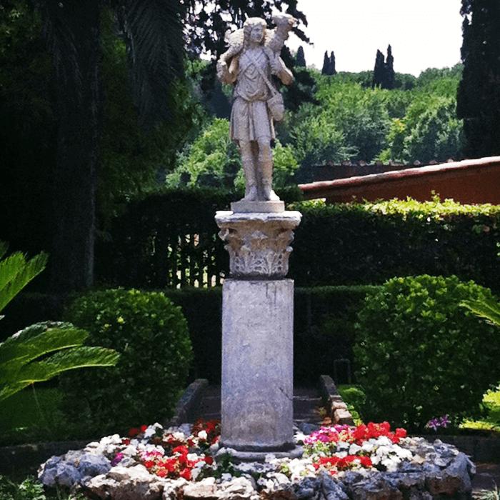 A Walk Along the Appian Way State of David