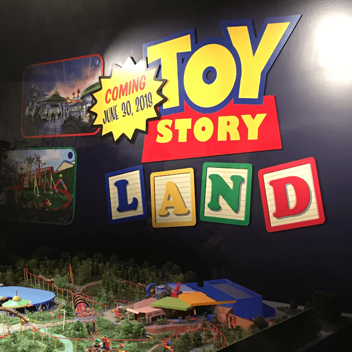 Disney Magic Walt Disney World Resorts Toy Story Land