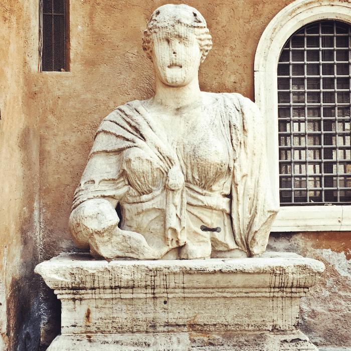 Roman Sculpture of Madama Lucrezia