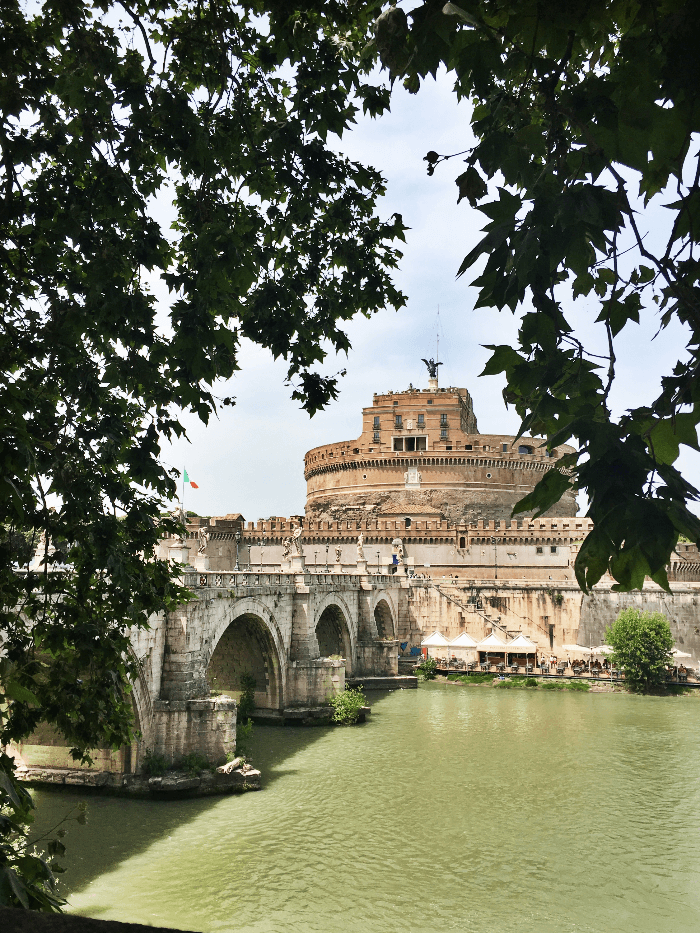 Rome 2018 Review Castel San Angelo Rome