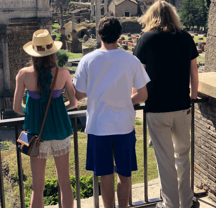 4 Tips for Visiting Italy with Teenagers