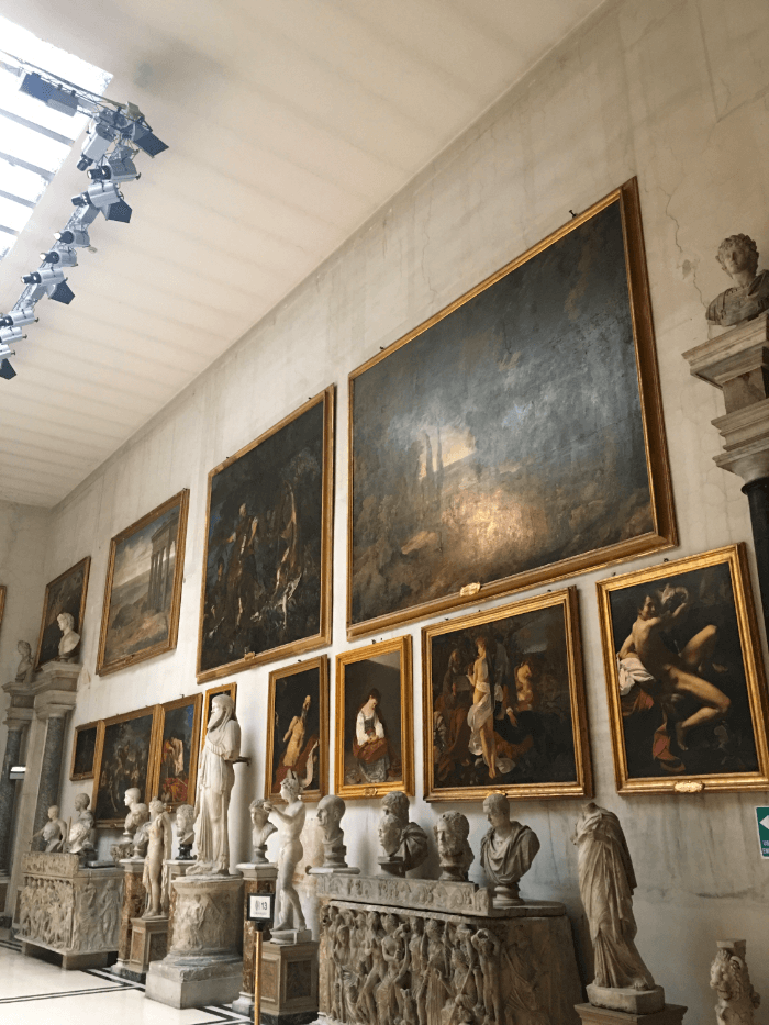 Beautiful Palazzo Doria-Pamphilj Italian Paintings