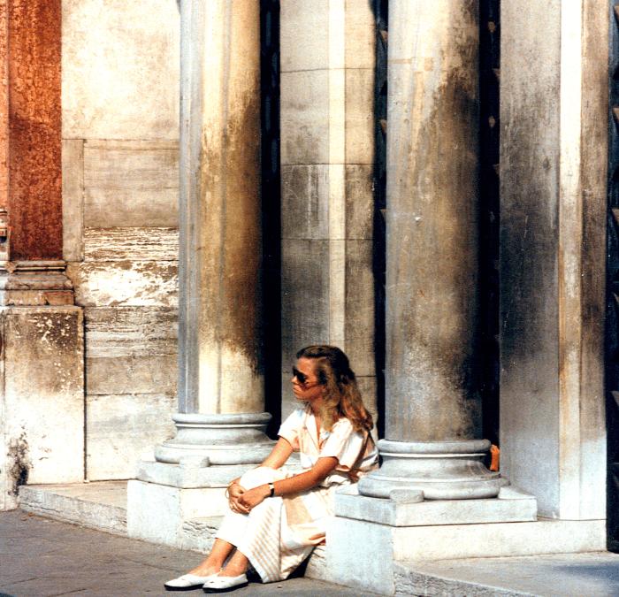 Dear Travel Diary….Circa 1984