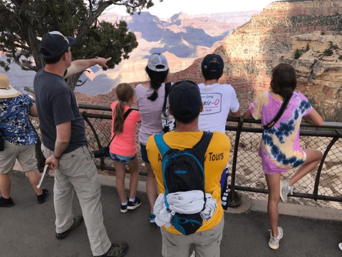 Canyon Ministries tour