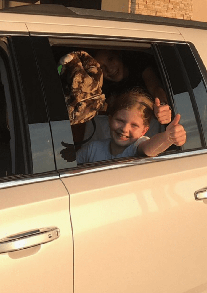 Thumbs Up for the best road trips