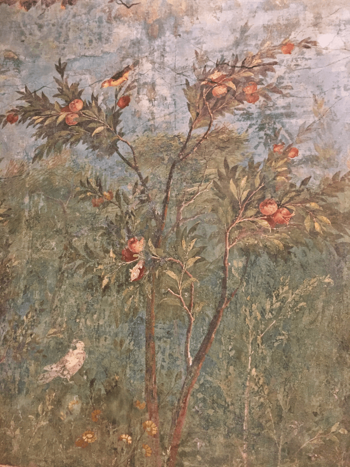 The Villa of Livia Room of Frescos
