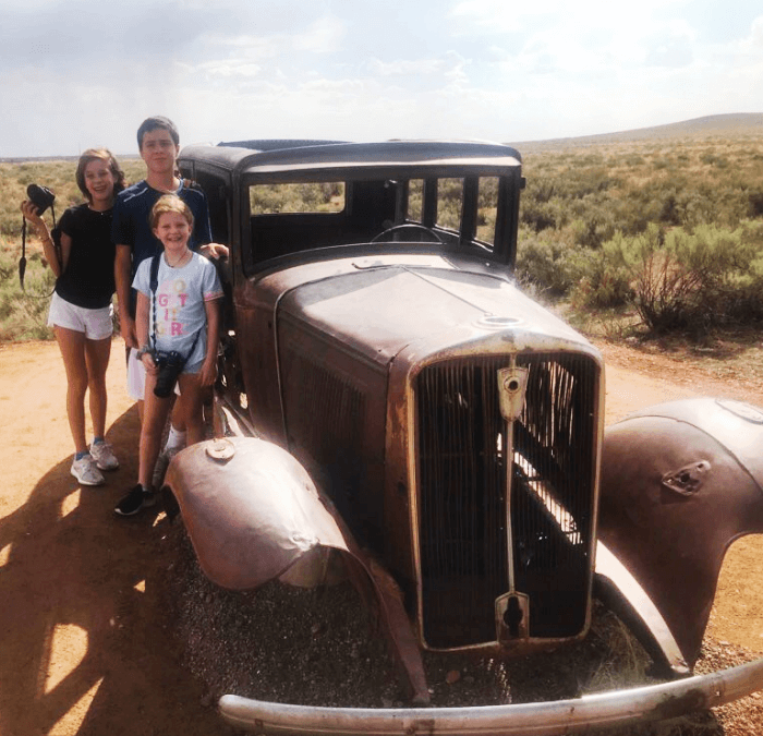 "Best Road Trips:  A Modern-Day ""Family Griswold"""