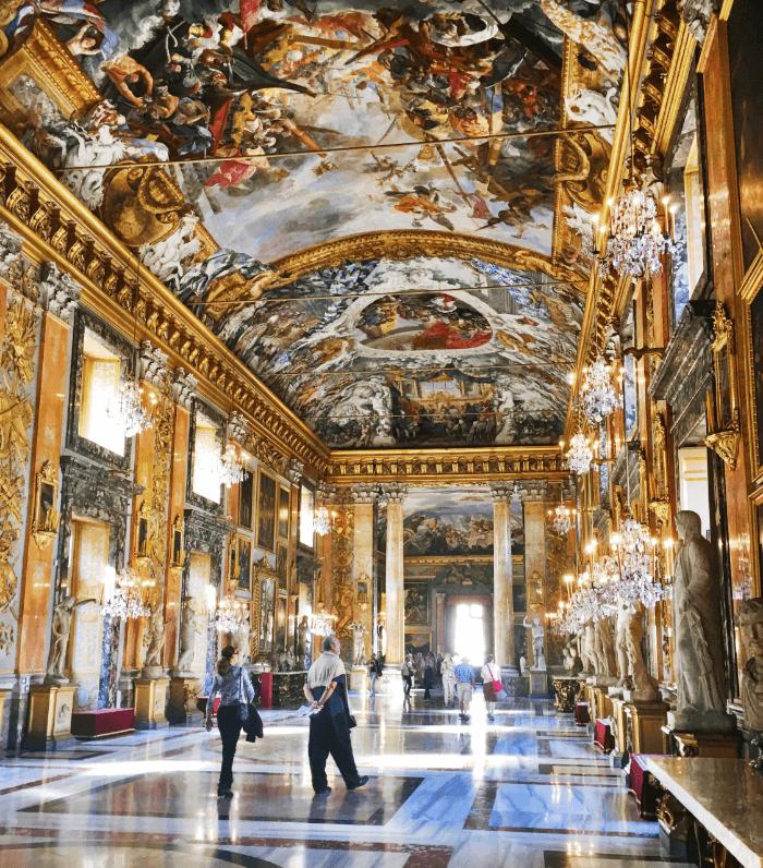 Got Rome Right Palazzo Colonna