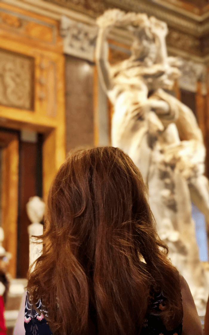 Creating Curious Cowgirl Blog Posts Borghese Gallery Unedited