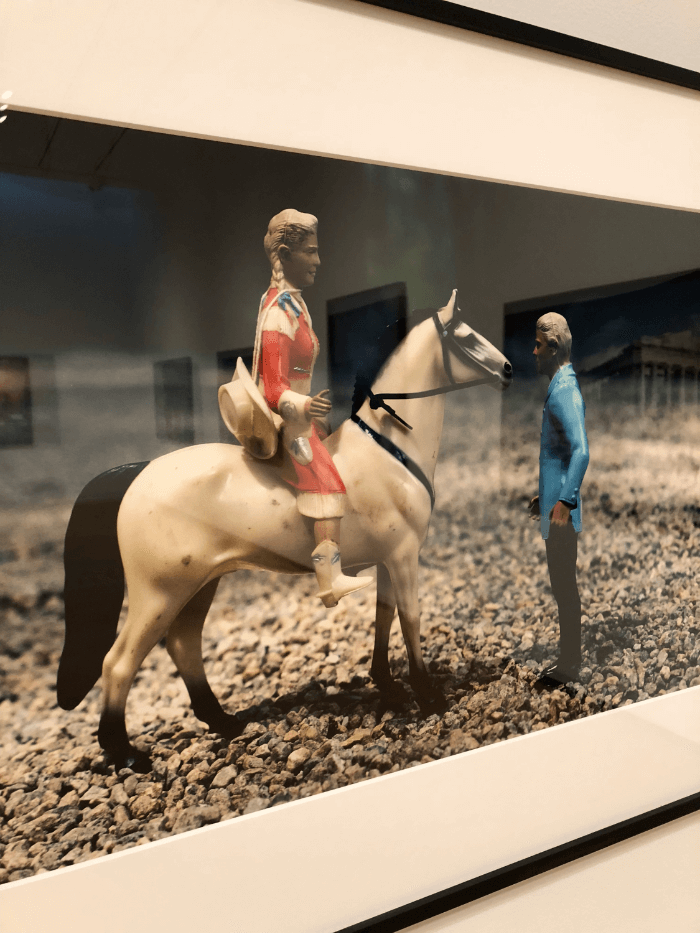 Ft. Worth Brings Fashion Laurie Simmons Photograph