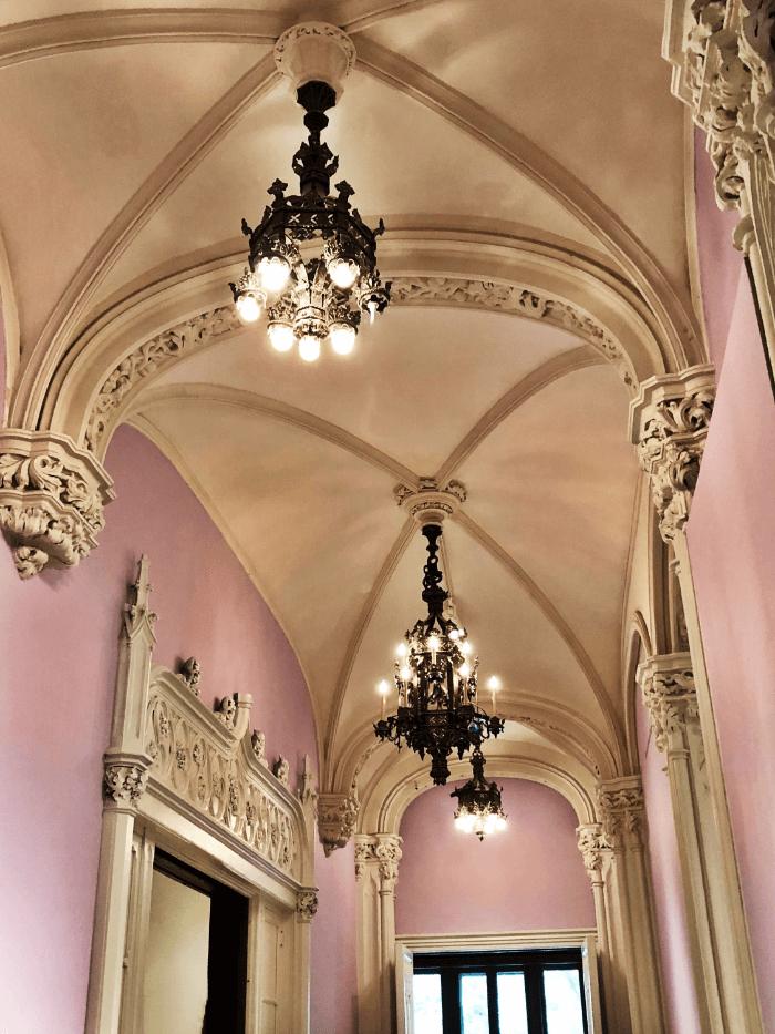 Madison Avenue interior of the Jewish Museum