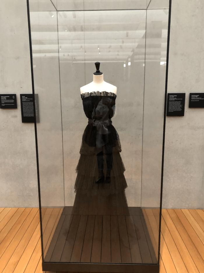Ft. Worth Brings Fashion Long Balenciaga Gown