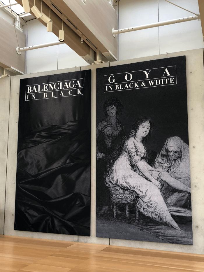 Ft. Worth Brings Fashion Balenciaga and Goya Exhibits