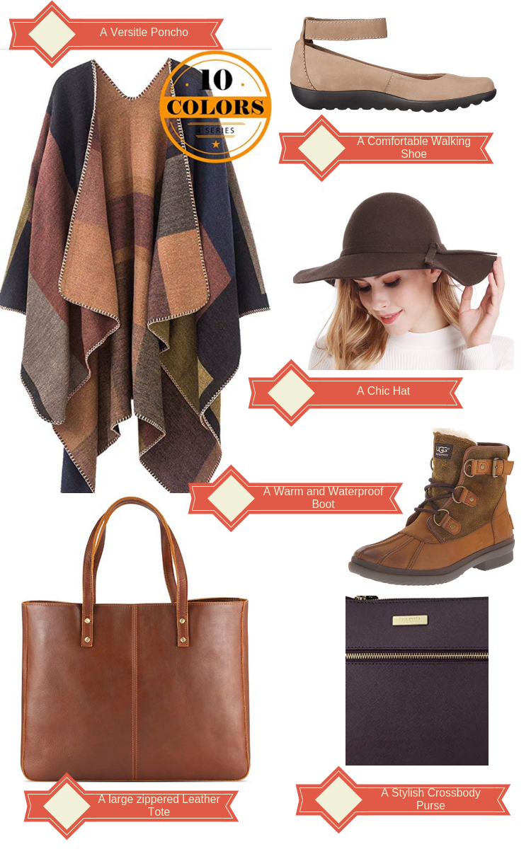 First Fall Fashion Collage