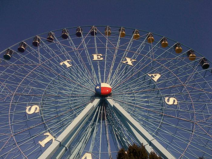 State Fair of Texas Ferris Wheel
