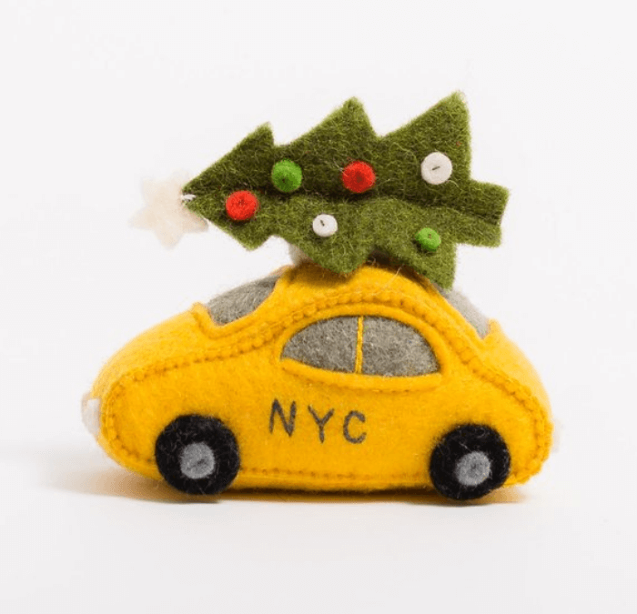 Christmas Tree Ornaments:  The Perfect Trip Memento
