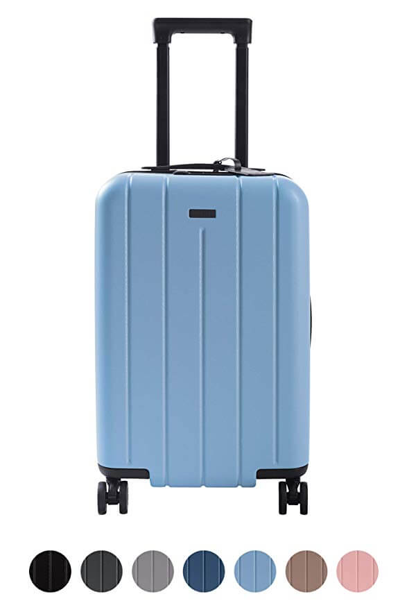 Perfect Products Spinner Carry On suitcase