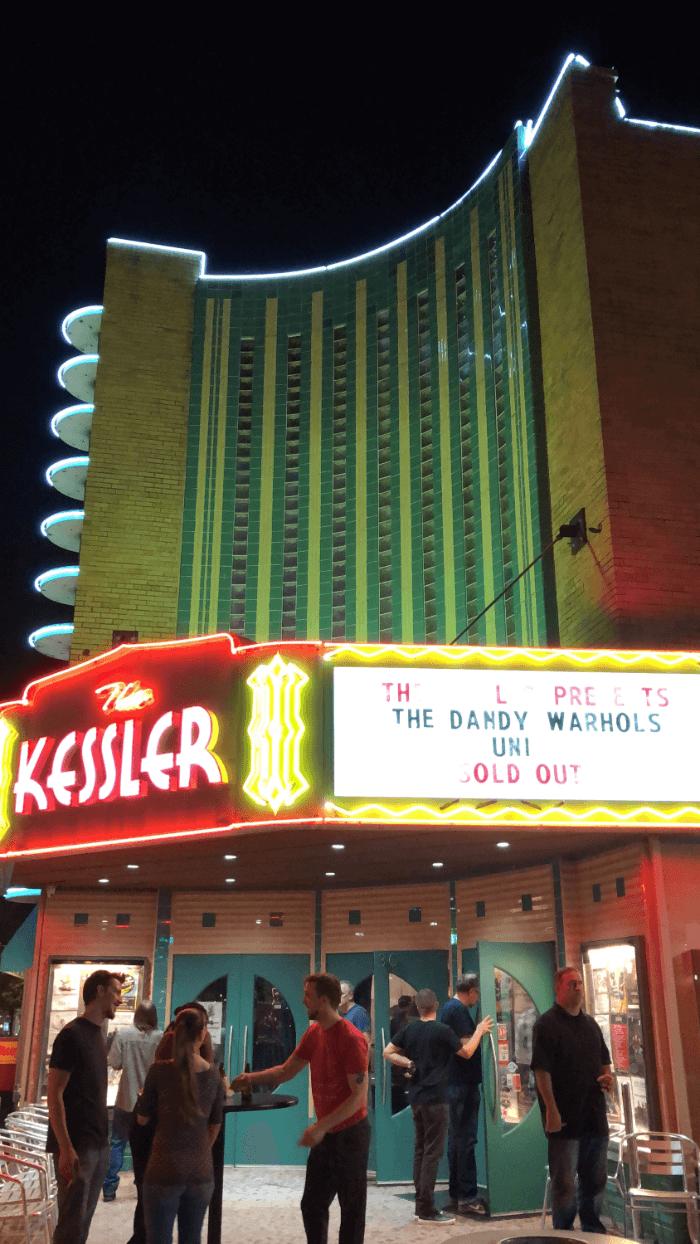 Home Town Kessler Theater