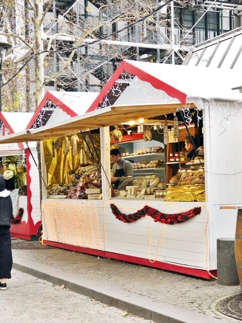 Pompidou Christmas Market
