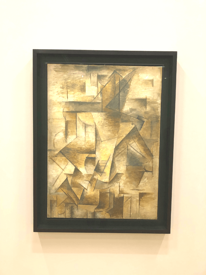 Experience Picasso at the Centre Pompidou