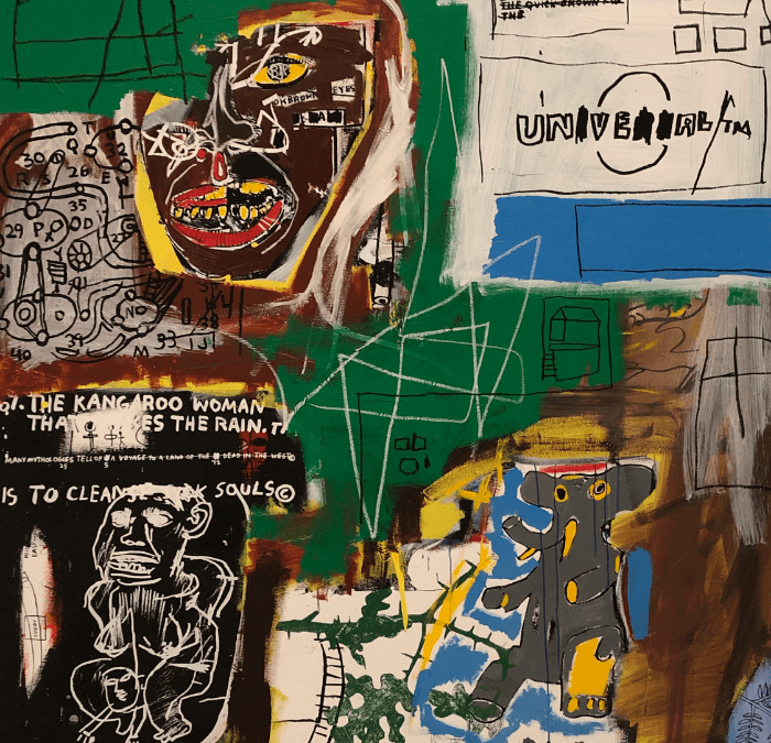 Welcome to Paris, Jean-Michel Basquiat!
