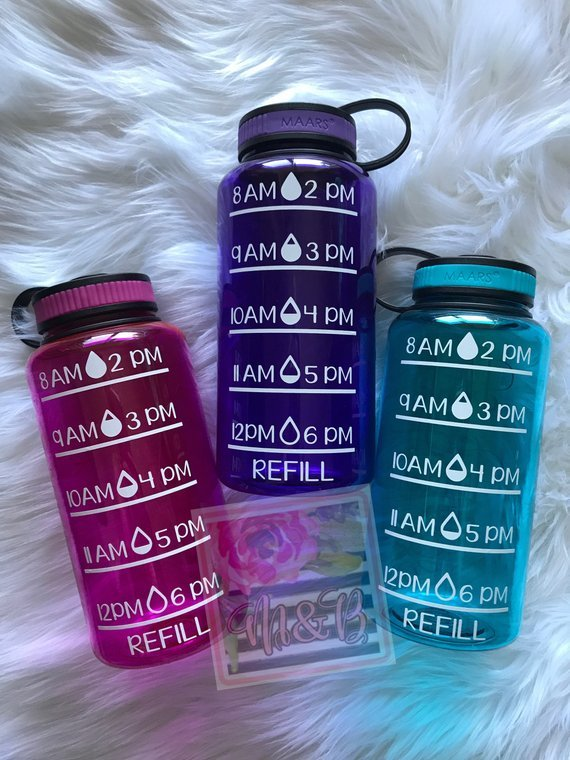 Perfect Products Water Consumption Bottle