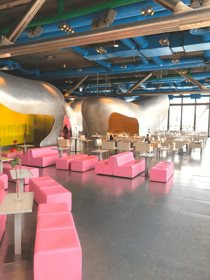 Centre Pompidou Georges Restaurant