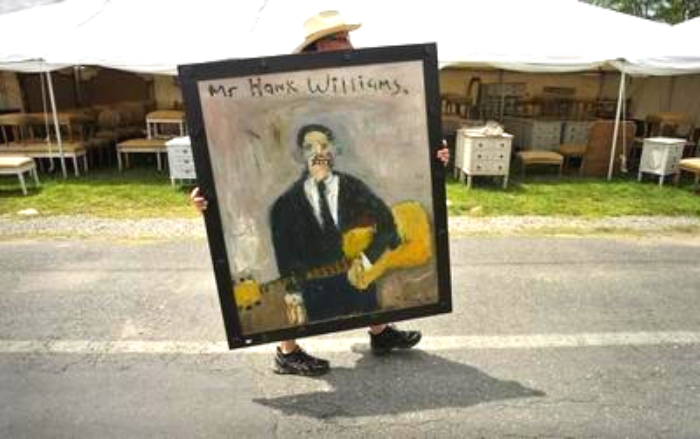 Will Evans in Brimfield