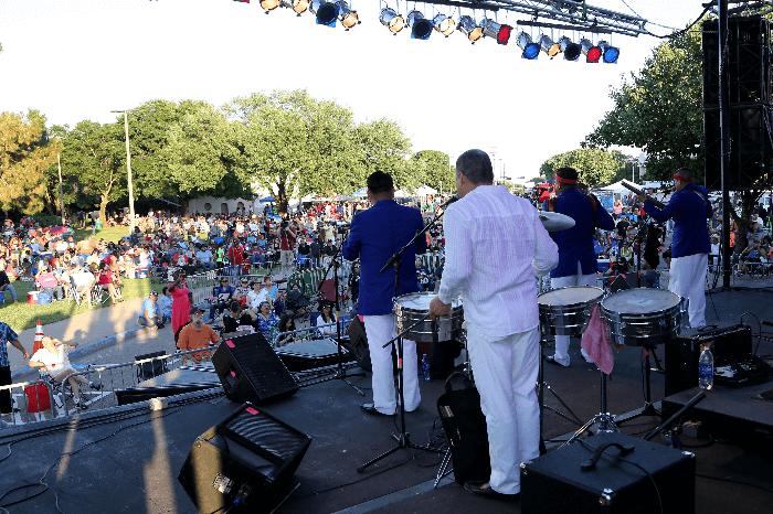 Brazos Nights Texas Festivals