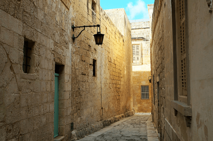 Game of Thrones Locations in Malta