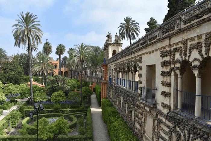 Real Alcazar Palace Spain