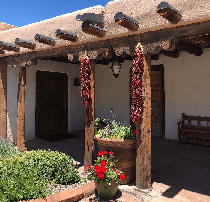 Visit Santa Fe:  The Perfect Getaway!