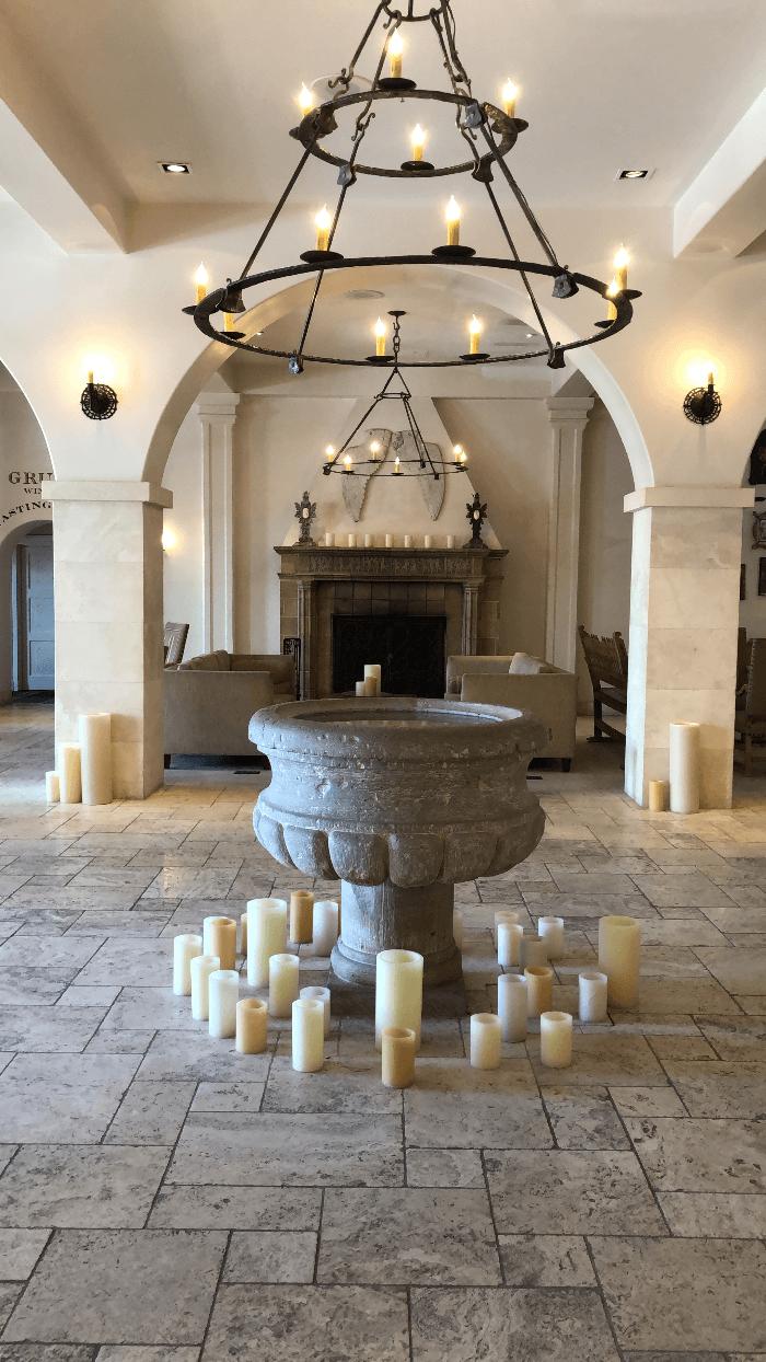 Hotel Saint Francis Lobby in Santa Fe